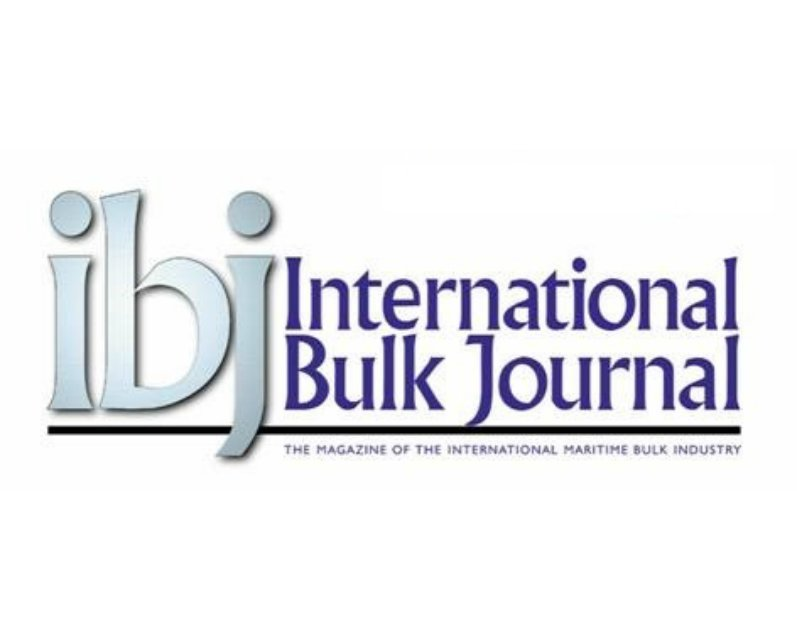 International Bulk Journal- supporter of The Maritime Standard Awards 2016